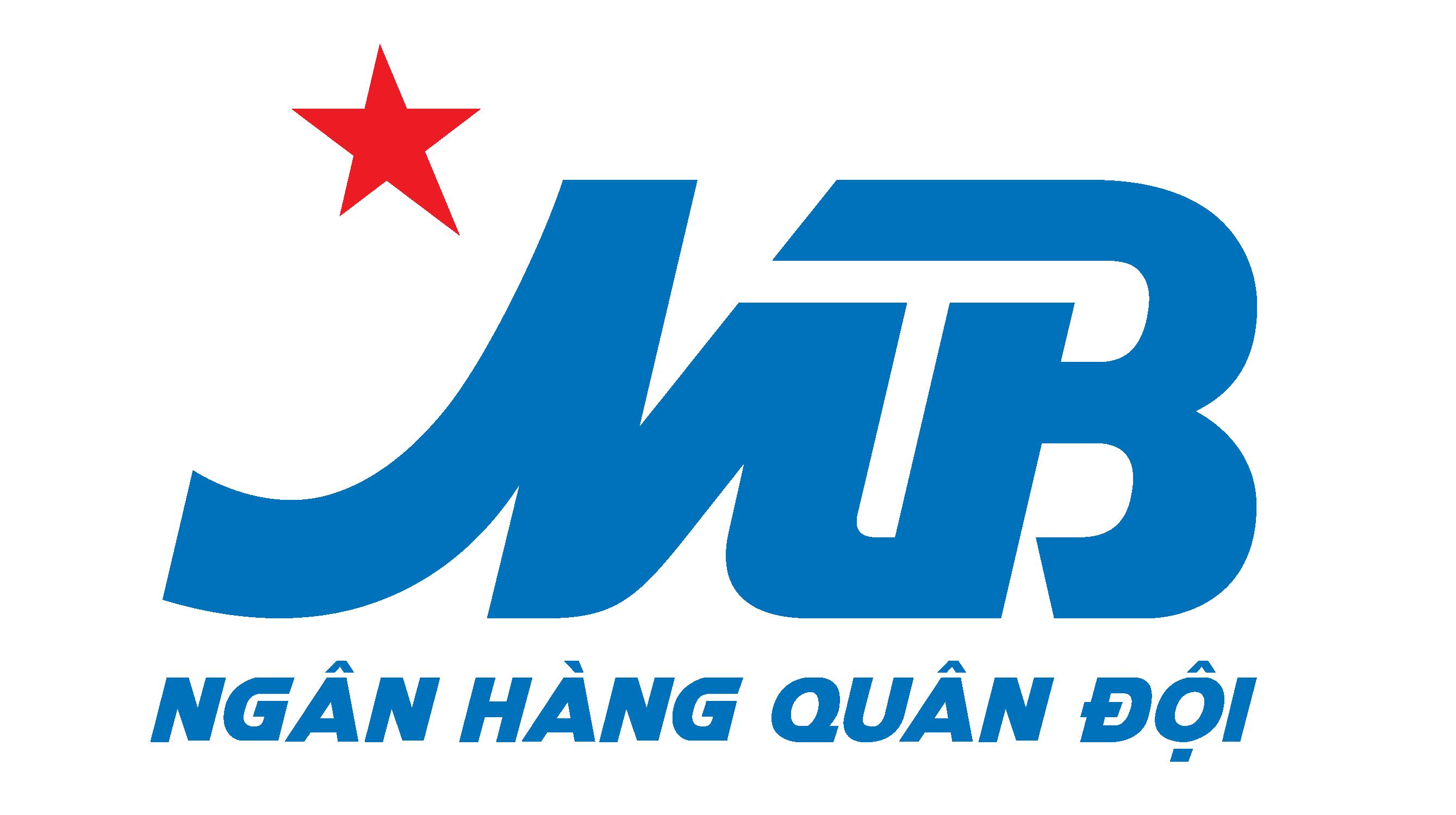 Logo ngân hàng MB