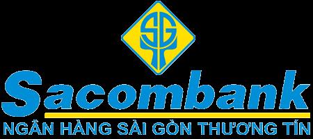 Logo ngân hàng Sacombank cũ