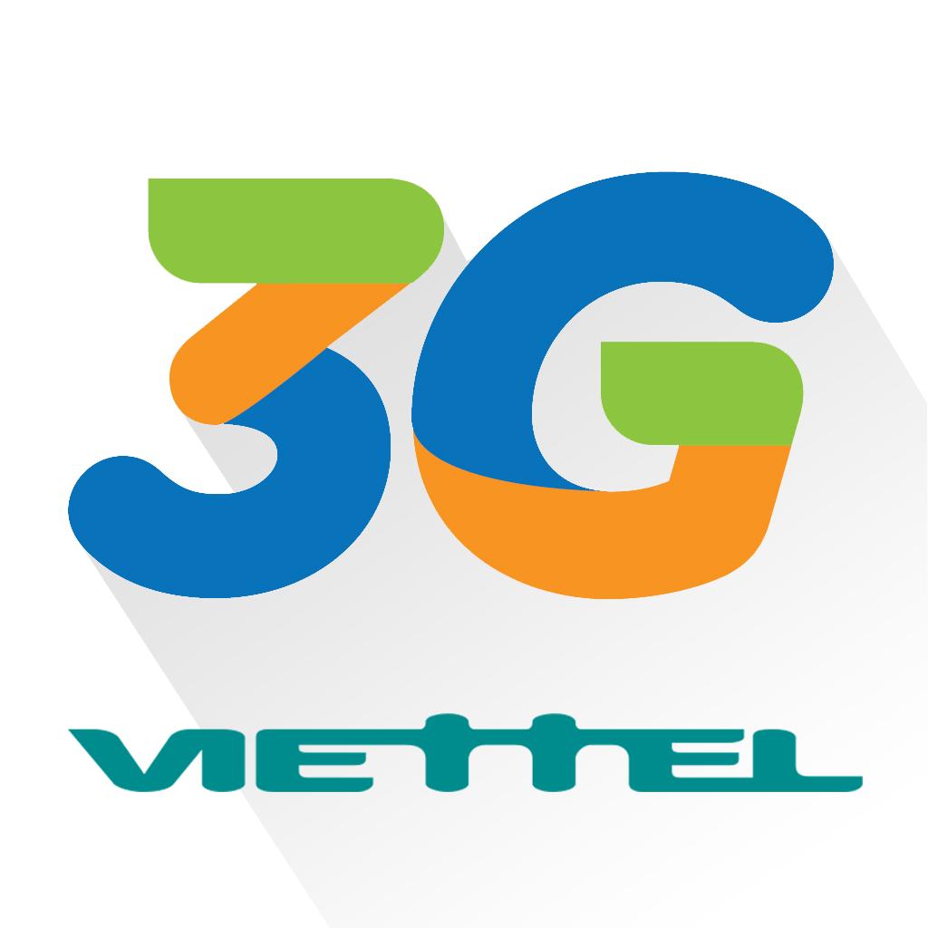 Logo Viettel 3G