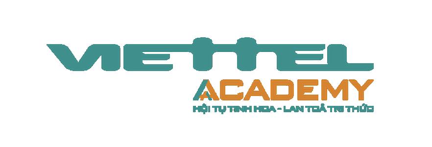 Logo Viettel academy
