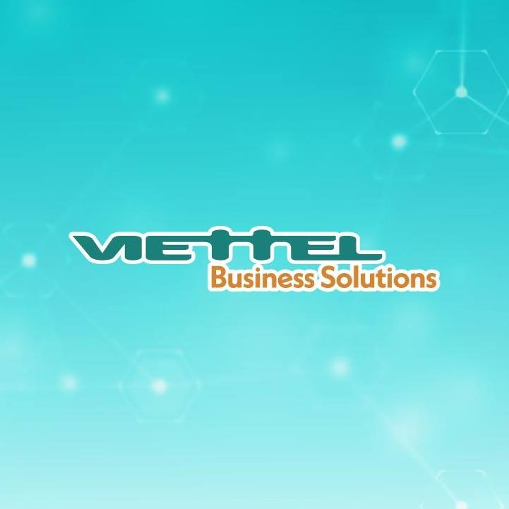 Logo Viettel Business Solutions