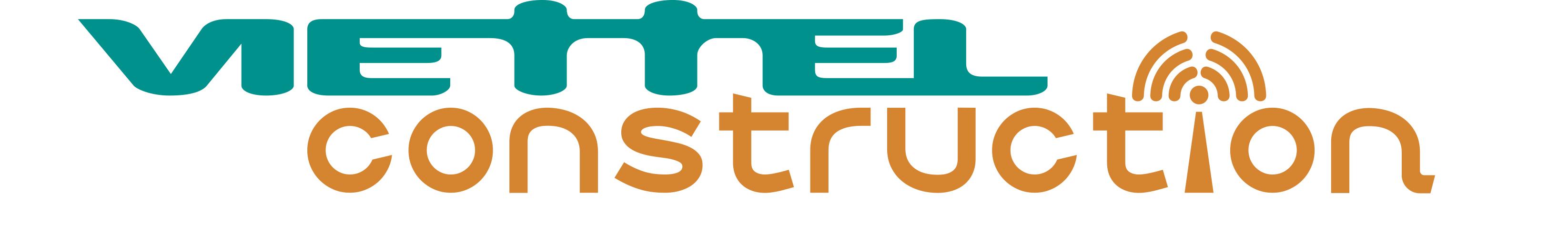 Logo Viettel construction