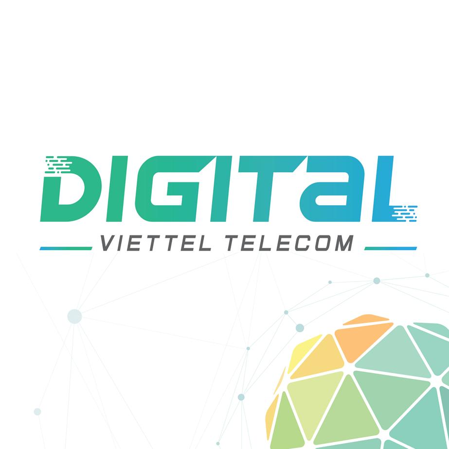 Logo Viettel Digital
