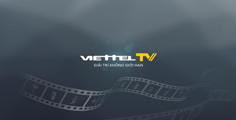 Logo Viettel TV đẹp