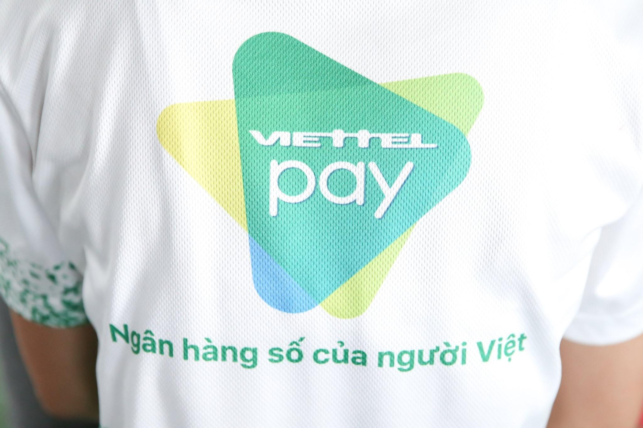 Mẫu logo Viettel pay