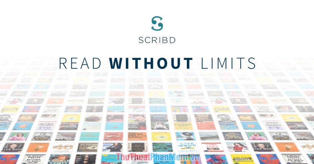 Scribd – Kho sách