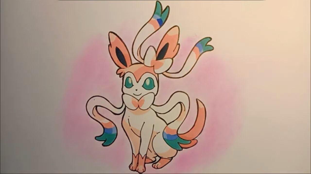 Ảnh vẽ pokemon