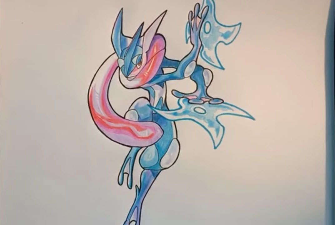 Hình ảnh vẽ pokemon