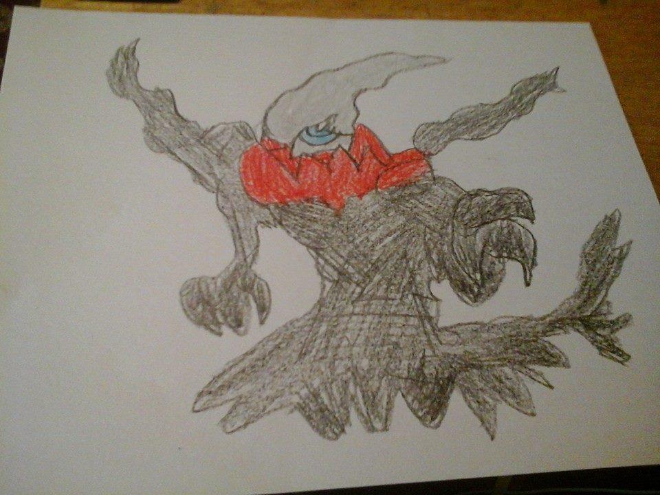 Hình vẽ pikemon bút chì