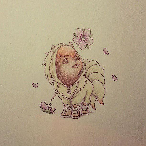 Hình vẽ pokemon cấp 2