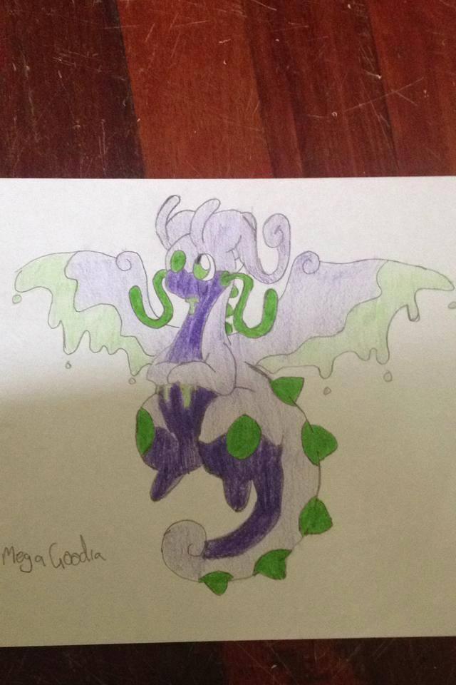 Hình vẽ pokemon của bé