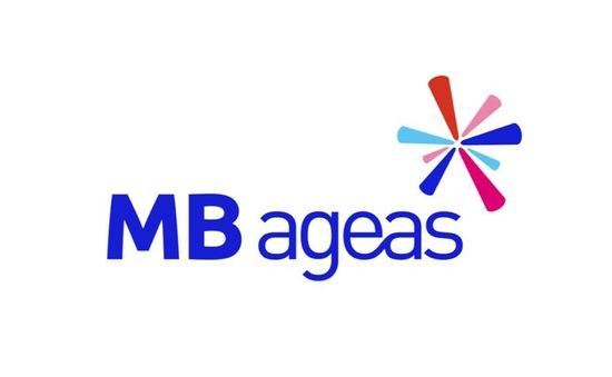 Logo bảo hiểm MB mới