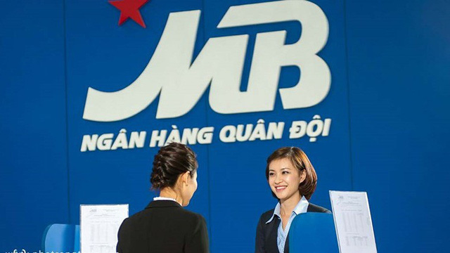 Logo MB bank cũ