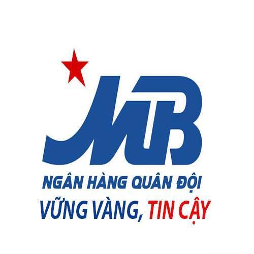 Logo MB bank và slogan