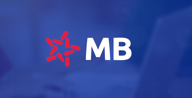 Logo ngân hàng mb bank