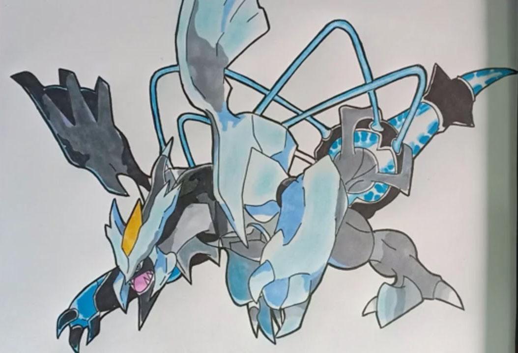 Mẫu vẽ hình pokemon