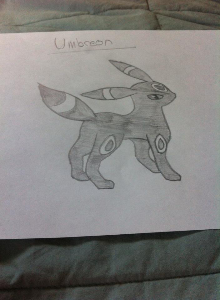 Tranh vẽ nhân vật pokemon