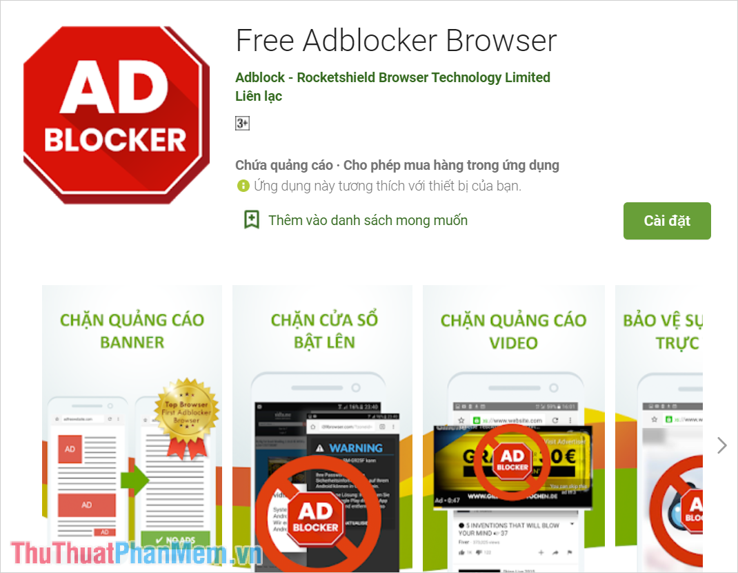 Adblocker Plus