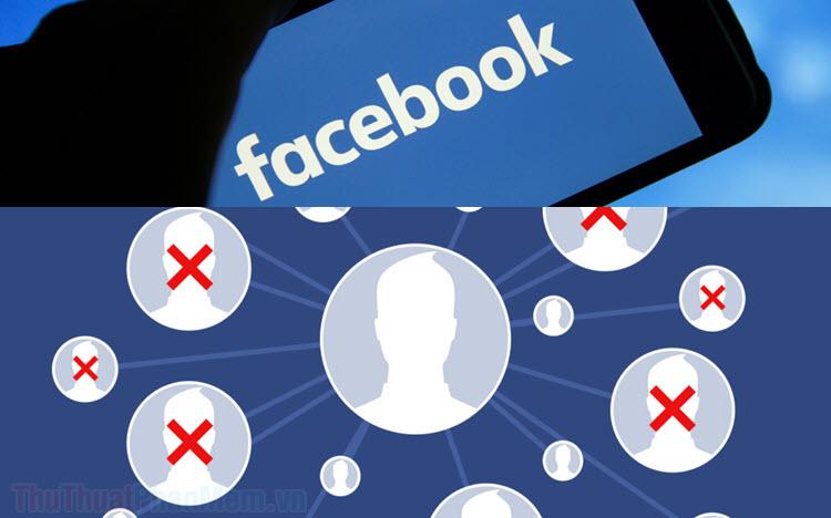 Cách xóa sạch bạn bè trên Facebook cực nhanh và dễ