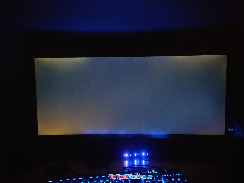 Đặc trưng hở sáng của màn hình IPS
