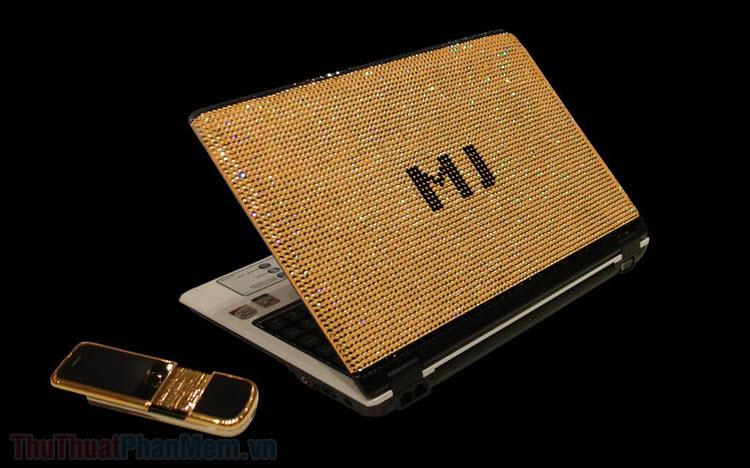 Top 10 chiếc Laptop đắt nhất thế giới