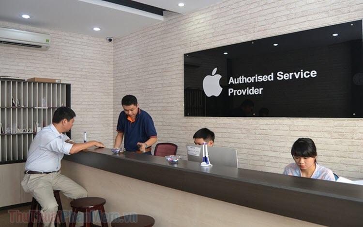 Trung tâm bảo hành Apple chính hãng tại Việt Nam