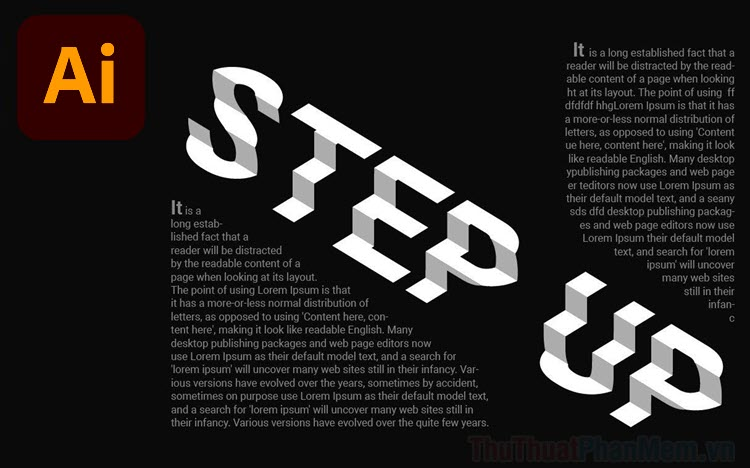 Cách thêm font chữ vào Illustrator