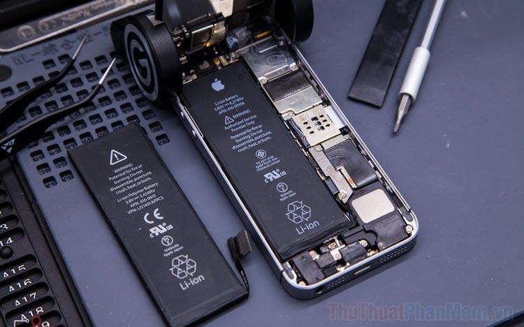 Cách tăng tuổi thọ pin iPhone
