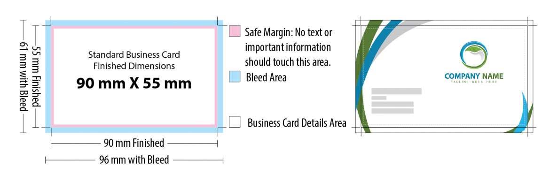 Một số lưu ý khi thiết kế, in ấn Card Visit 2