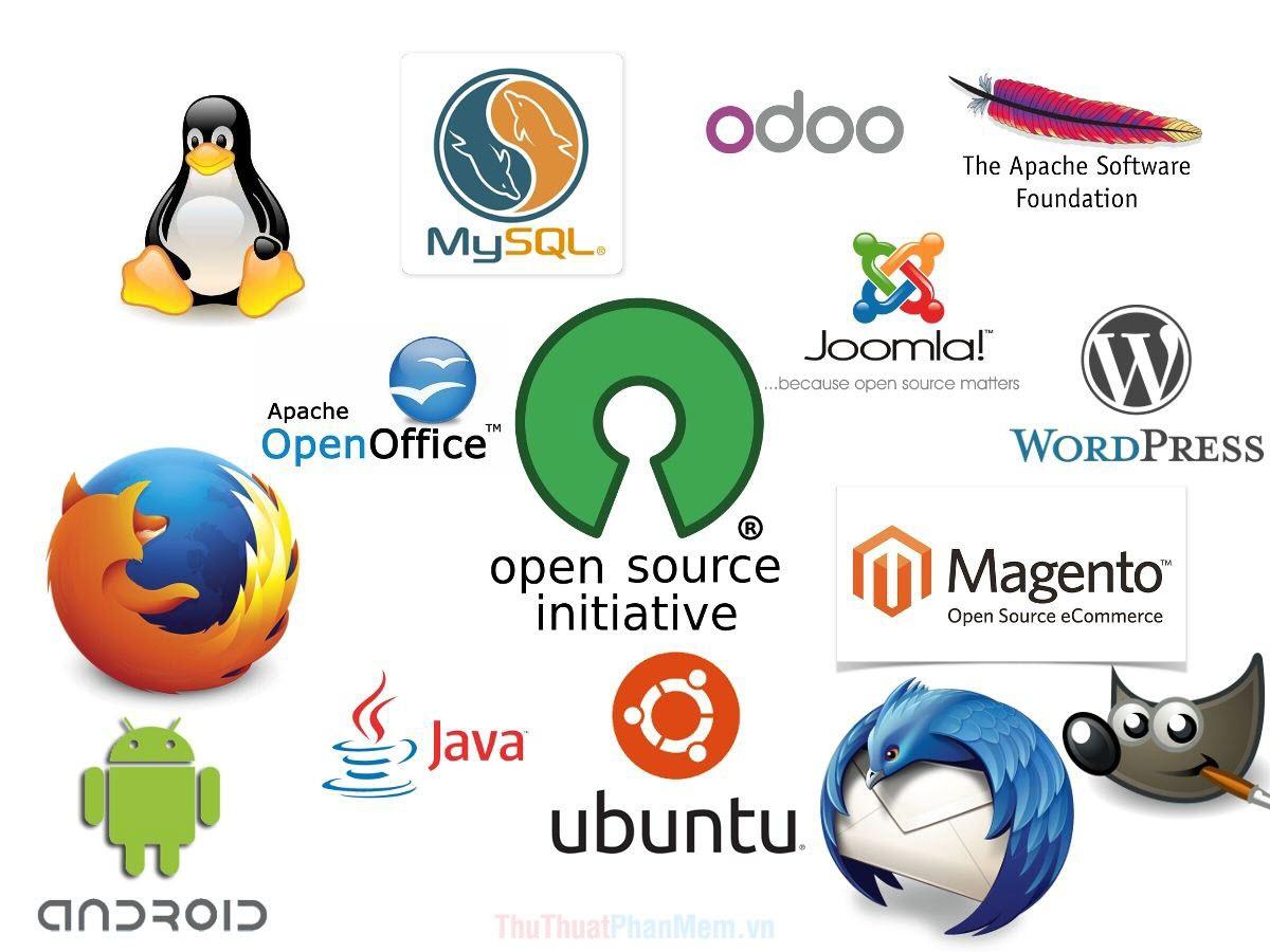 Những ưu điểm của mã nguồn mở