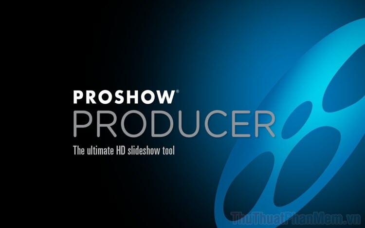 Cách chèn logo vào Video trong Proshow Producer