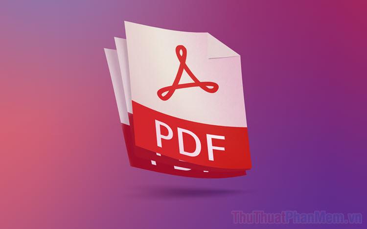 Cách xác định Font chữ trong file PDF