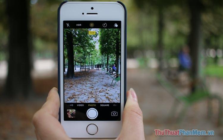 Cách xoay, lật video trên iPhone nhanh chóng