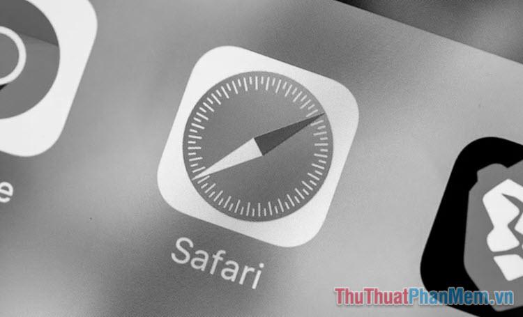 Chữa lỗi Safari không vào được mạng, ngừng hoạt động