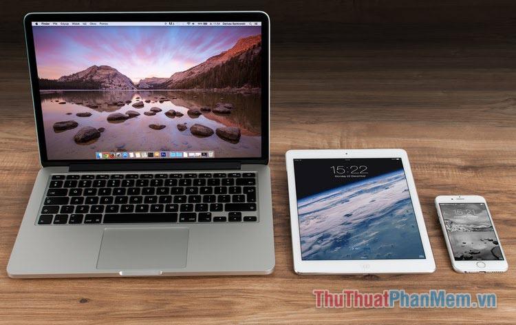 Nên mua các sản phẩm của Apple khi nào