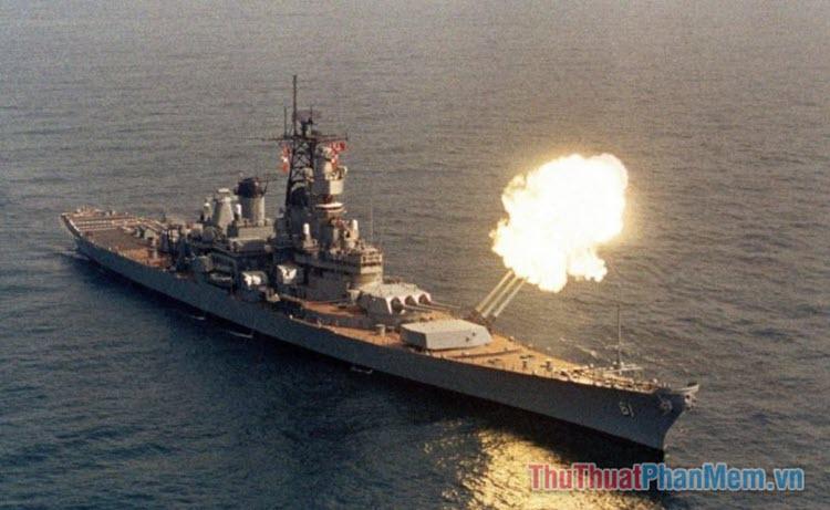 Những trò chơi tàu chiến (battleship) hay nhất
