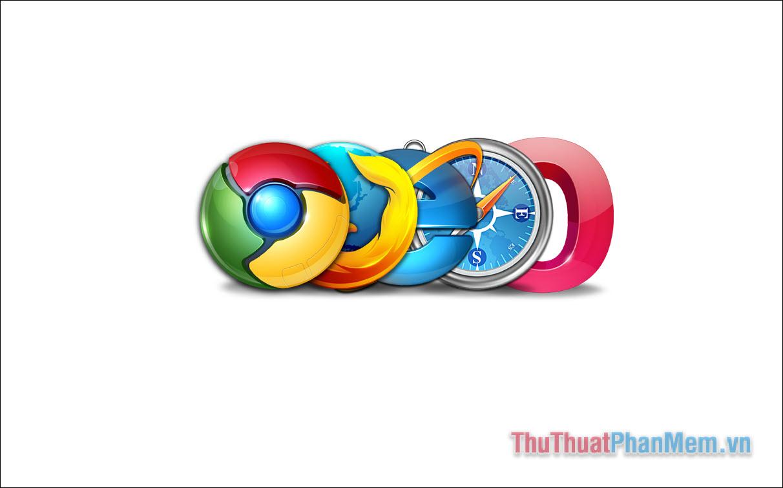 Sử dụng Trình quản lý mật khẩu của trình duyệt web
