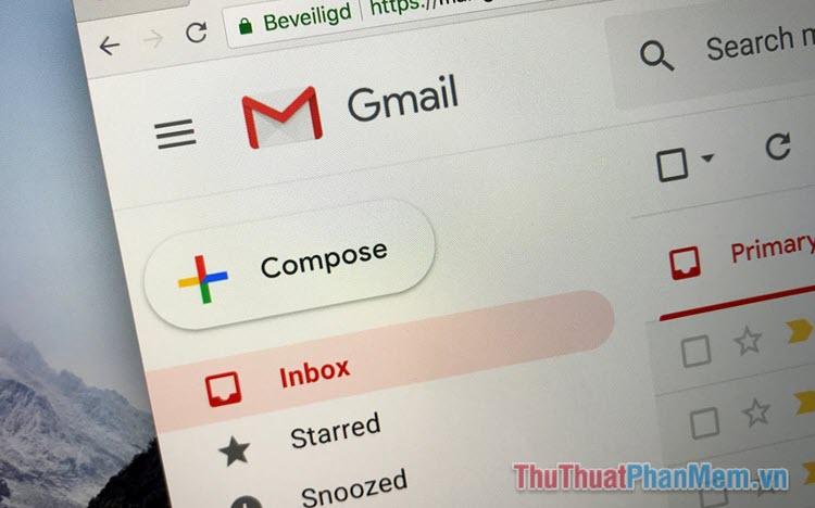 Cách hiển thị số thư chưa đọc trên biểu tượng Gmail