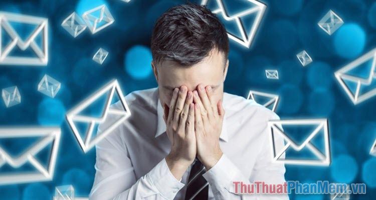 Những trang web tạo email tạm thời, email dùng một lần