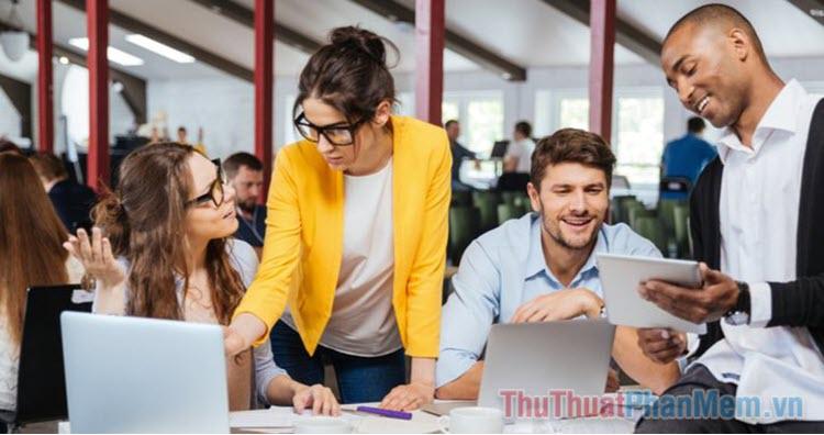 6 Công cụ làm việc nhóm trực tuyến cho đội ngũ của bạn