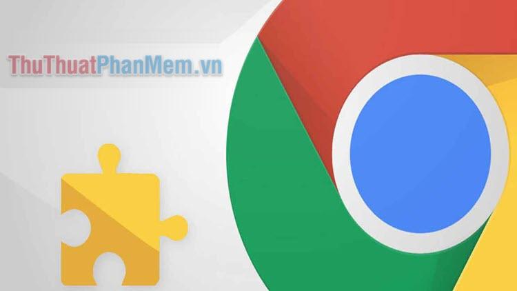 Ghim tiện ích mở rộng Chrome lên thanh công cụ