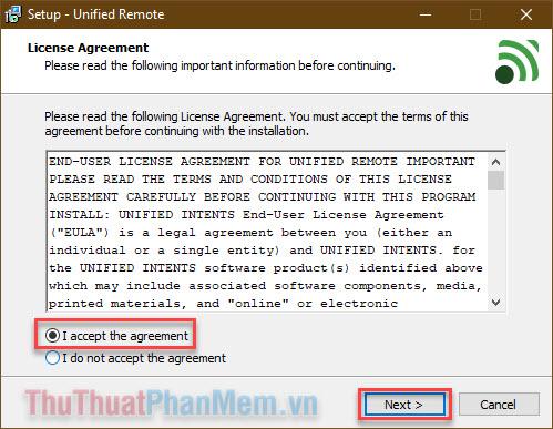 Bạn có thể cài đặt các tệp server và bỏ qua bất kỳ tiện ích bổ sung nào