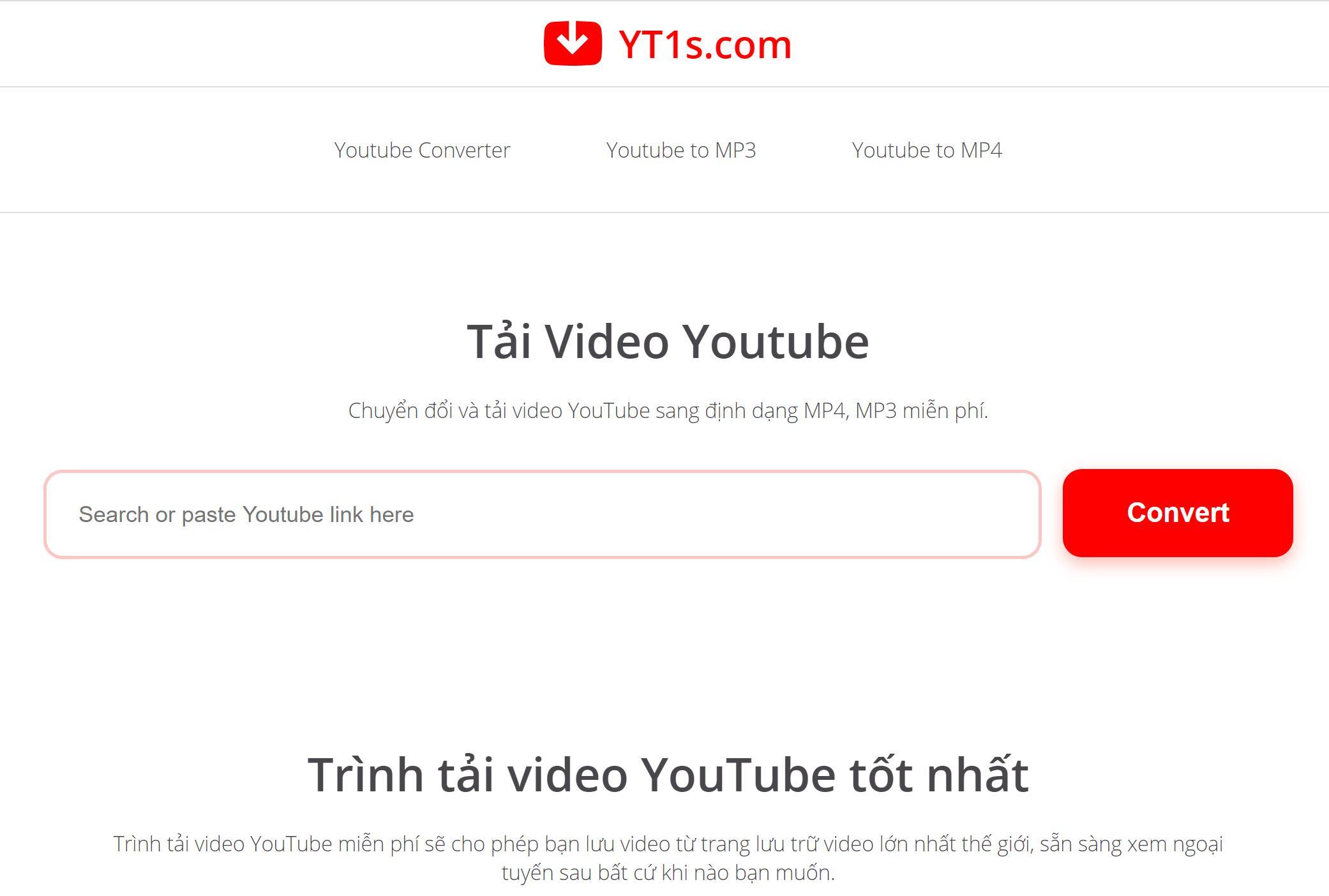 Top 3 trang web tải video YouTube tốt nhất 2020