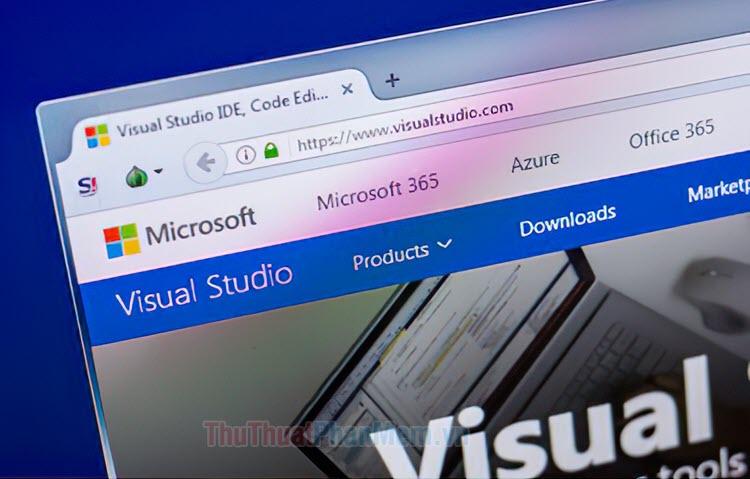 Cách tạo bộ cài Visual Studio offline