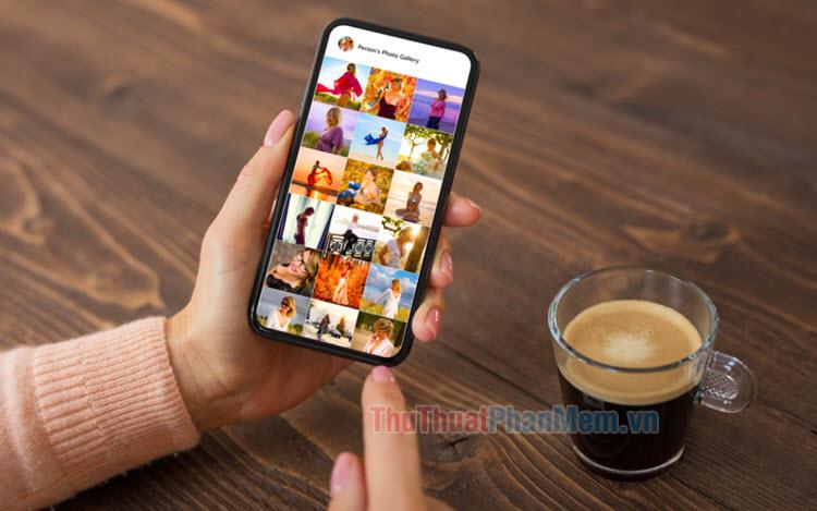 Giấu hình ảnh, video trên iPhone