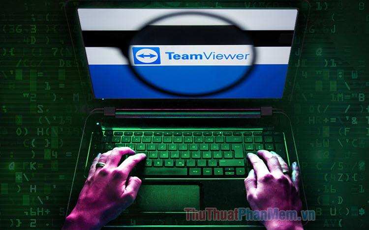 Các bảo mật TeamViewer để tránh bị hack