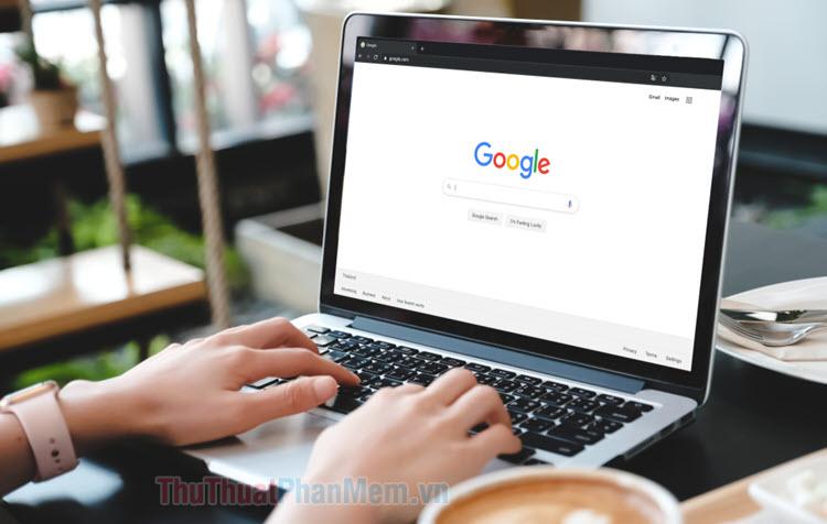 Cách thay đổi hình nền Google