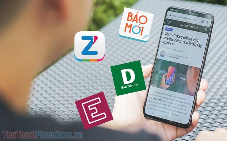Cách để smartphone đọc báo cho bạn nghe