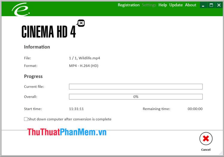 Cinema HD 4
