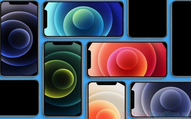 Hình nền iPhone 12